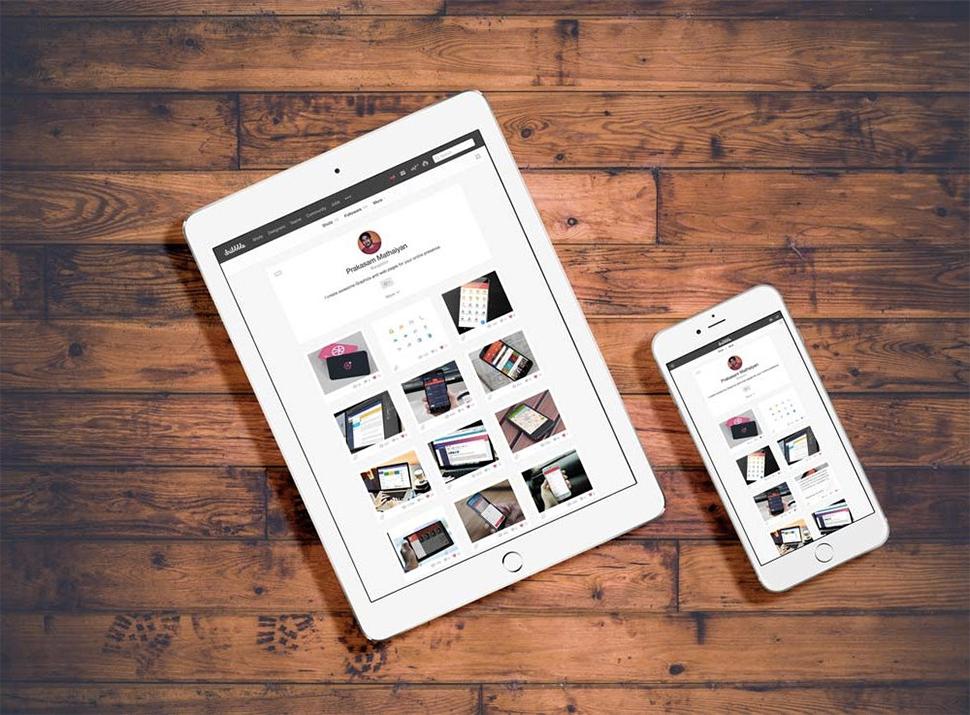 white-iphone-on-floor