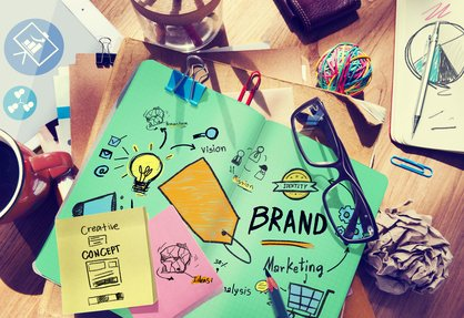 banding, social media, signs, business cards, online marketing