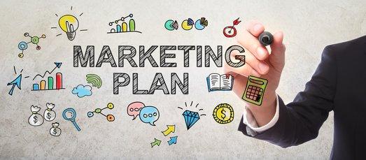marketing campaigns include print media, social media, blogginb, facebook campaigns