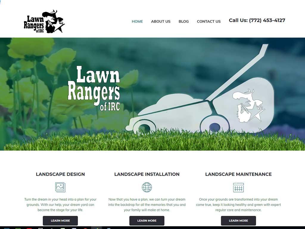 Lawn Ramgers Of IRC Screenshot