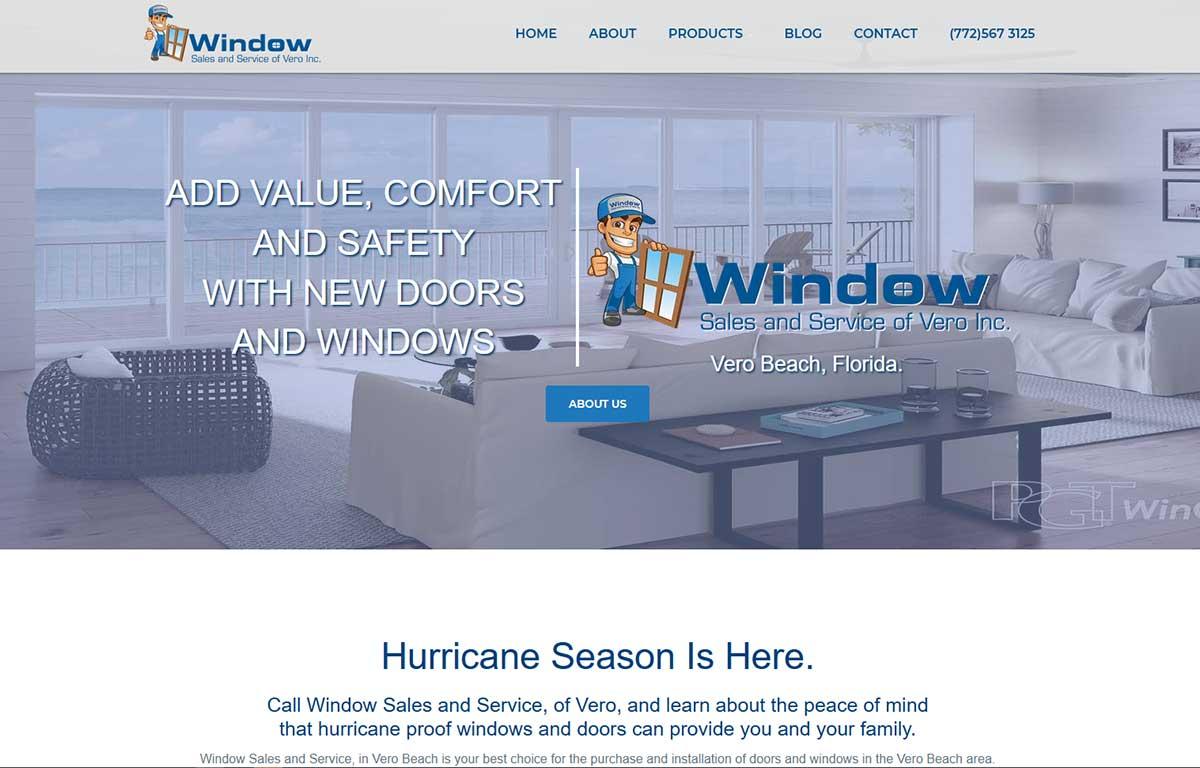 Website Design customer Vero Beach, FL 32968