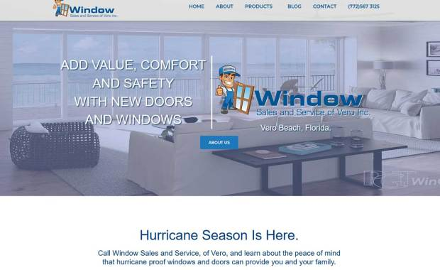 Website Design customer Vero Beach, FL 32968
