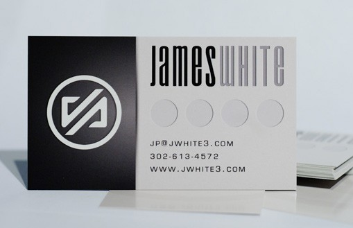 3D Effect Business Card