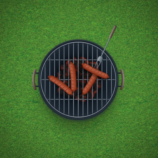 Get It While It's Hot! Create a Detailed BBQ