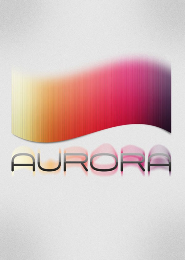 Aurora-Logo-Photoshop-Tutorial