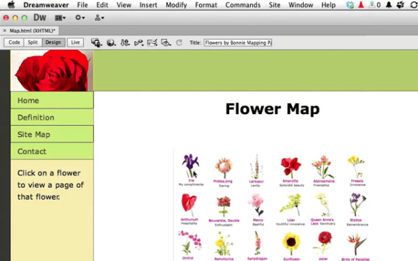 25 best adobe dreamweaver cs6 tutorials for Templates for dreamweaver cs6