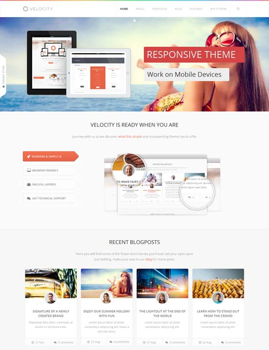 Velocity-Feature-Rich-Drupal-Theme