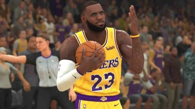 NBA 2K21 Oyunu İçin Sevindirici Haber