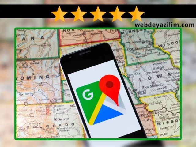 Google Maps Yorum Satın Al