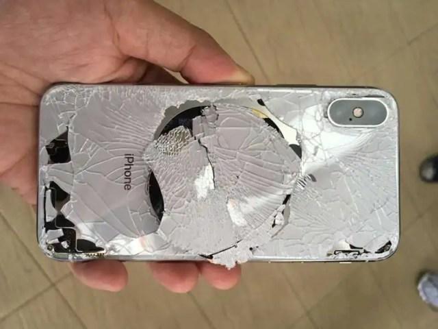 ıphone arka cam tamir
