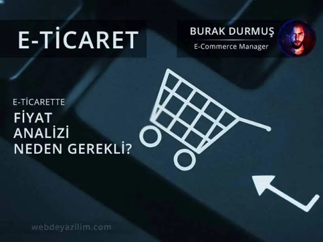 E-Ticarette Fiyat Analizi