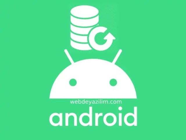 En iyi Android Veri Kurtarma Programları