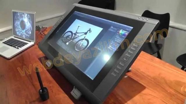 Wacom Grafik Tablet