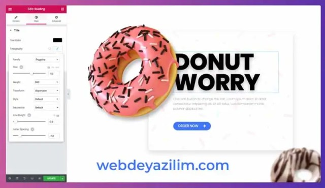 WordPress Sayfa Düzenleme Eklentisi