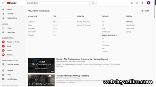 YouTube - Müzik İndirme Sitesi