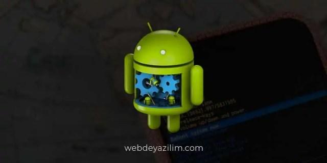 android güvenli mod kapatma