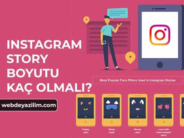 Instagram Story Boyutu