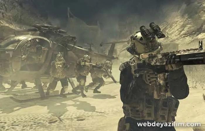 Call Of Duty Modern Warfare 2 Önerilen Sistem Gereksinimleri