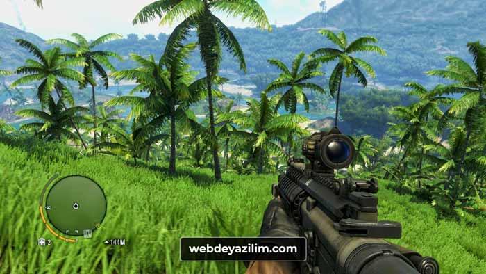 Far Cry 3 Önerilen Sistem Gereksinimleri