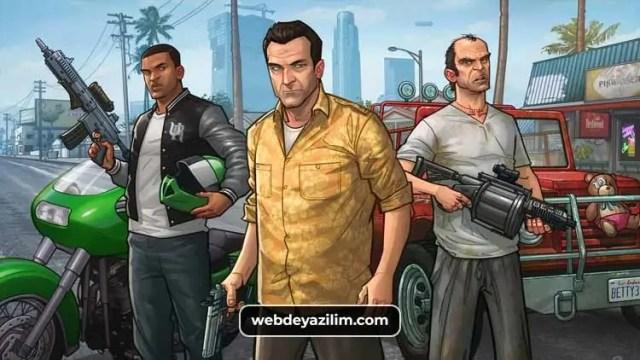 Bonus: Grand Theft Auto Serisi