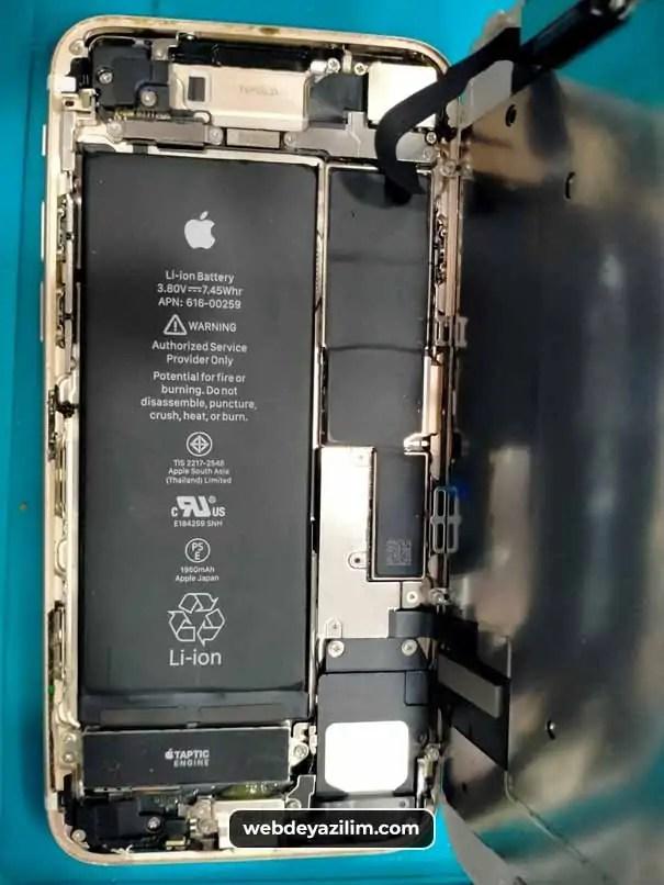 Cep Telefon Tamiri Parça Değişimi