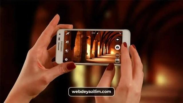 Telefon Alırken Dikkat Edilmesi Gerekenlerden Biri de Telefonun Depolamasıdır
