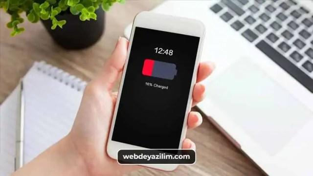 Telefon Alırken Dikkat Edilmesi Gerekenlerden Biri de Telefonun Bataryası ve Şarj Süresidir
