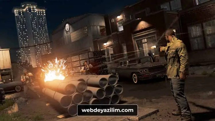 Mafia 3 Minimum Sistem Gereksinimleri