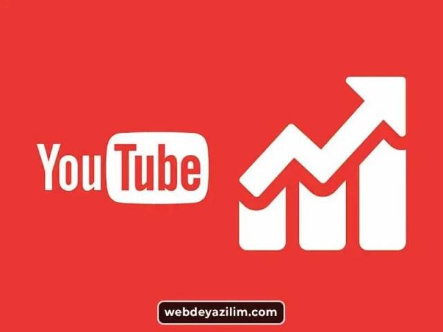 YouTube İzlenme Hilesi - Yöntemi - Görüntüleme Sayısı Arttırma