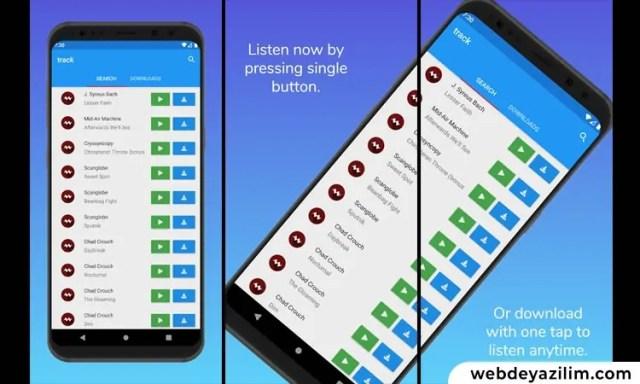 MYT Müzik İndir - Telefona Müzik İndirme Programı