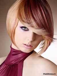 Мелирование на русые волосы 20 фото до и после