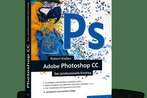 Adobe Photoshop CC Einstieg