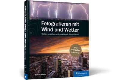 Fotografieren mit Wind und Wetter auf Reisen