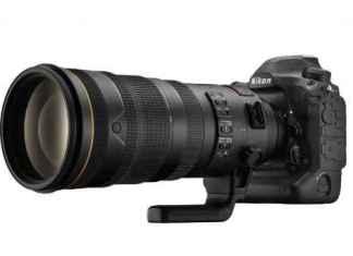 Nikon D6 mit 120-300mm VR