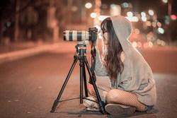 Wie funktioniert eine Spiegelreflex Kamera ?