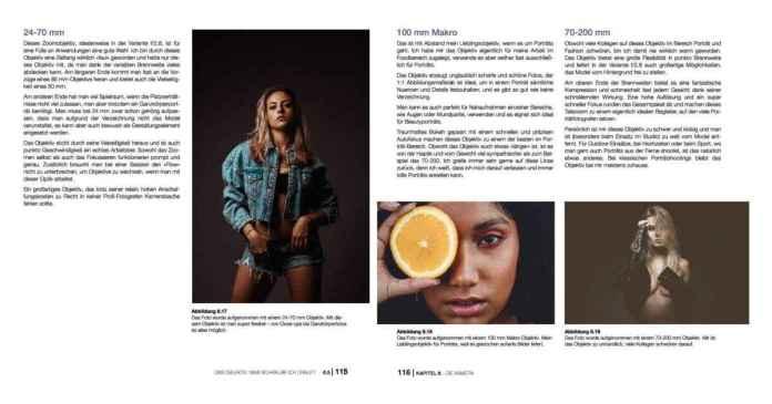 Leseprobe Porträtfotografie - Menschen ausdrucksstark in Szene setzen von Cliff Kapatais