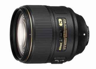 Nikon 1.4 / 105mm