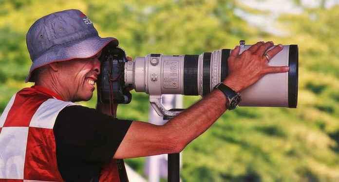 Stativ in der Sportfotografie