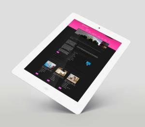 Tabitha web stranica