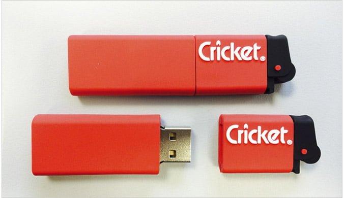 Upaljač s USB