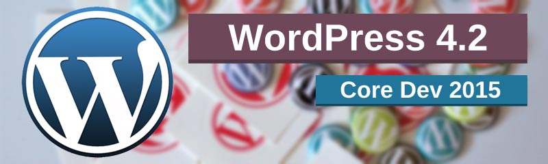 wordpress 4.2
