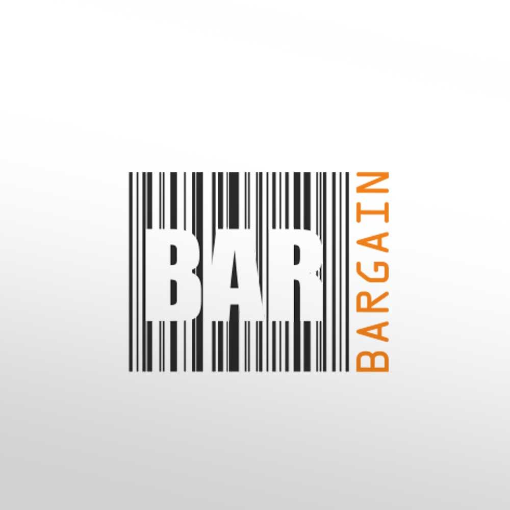 Logotip za tvrtku Bargain