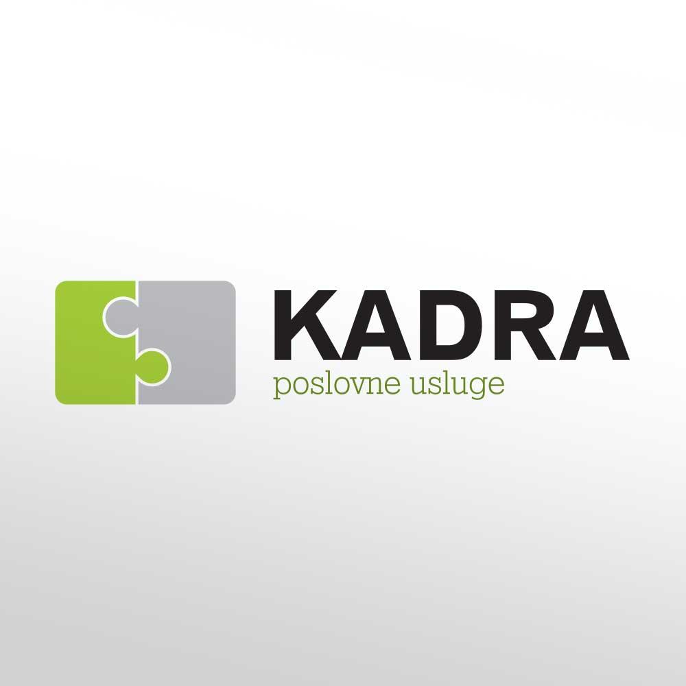 Logotip za Kadra poslovno usluge