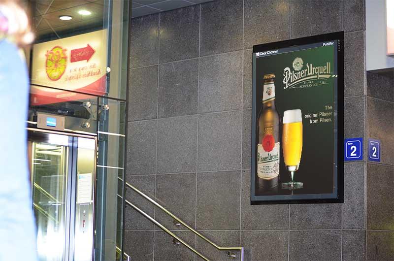 Indoor oglašavanje