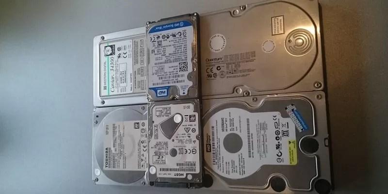Как проверить жесткий диск после покупки