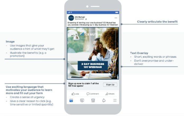 Facebook lead capture