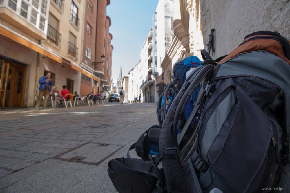 My packing list for the Camino de Santiago - What worked and what didn't