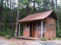Cabin at Peden Lake