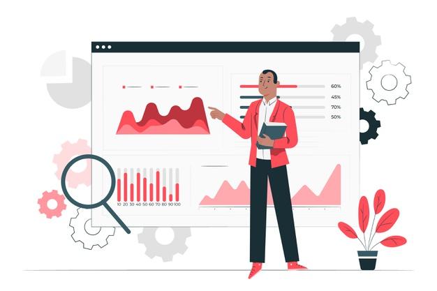 Web analytics and insights