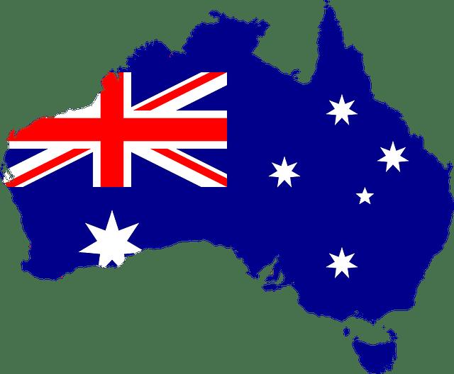 , Colonisation of Australia, WebEnglish.se